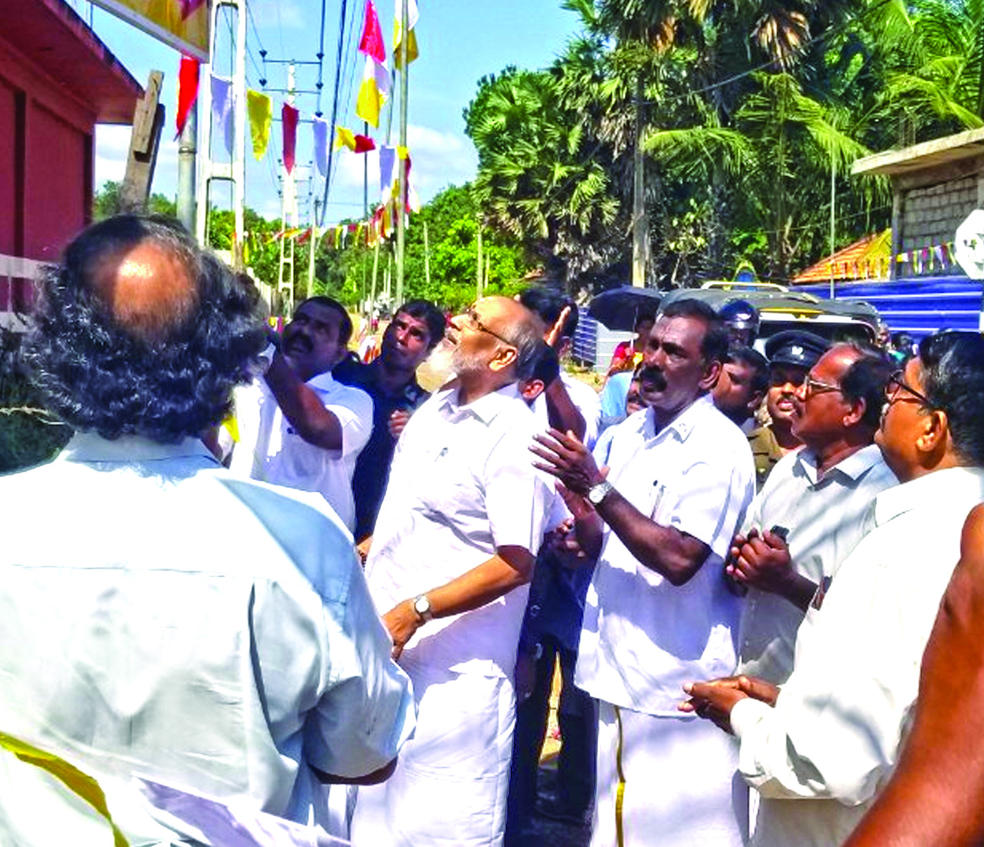 TMK Opening Ceremoney in Kilinochchi (1)