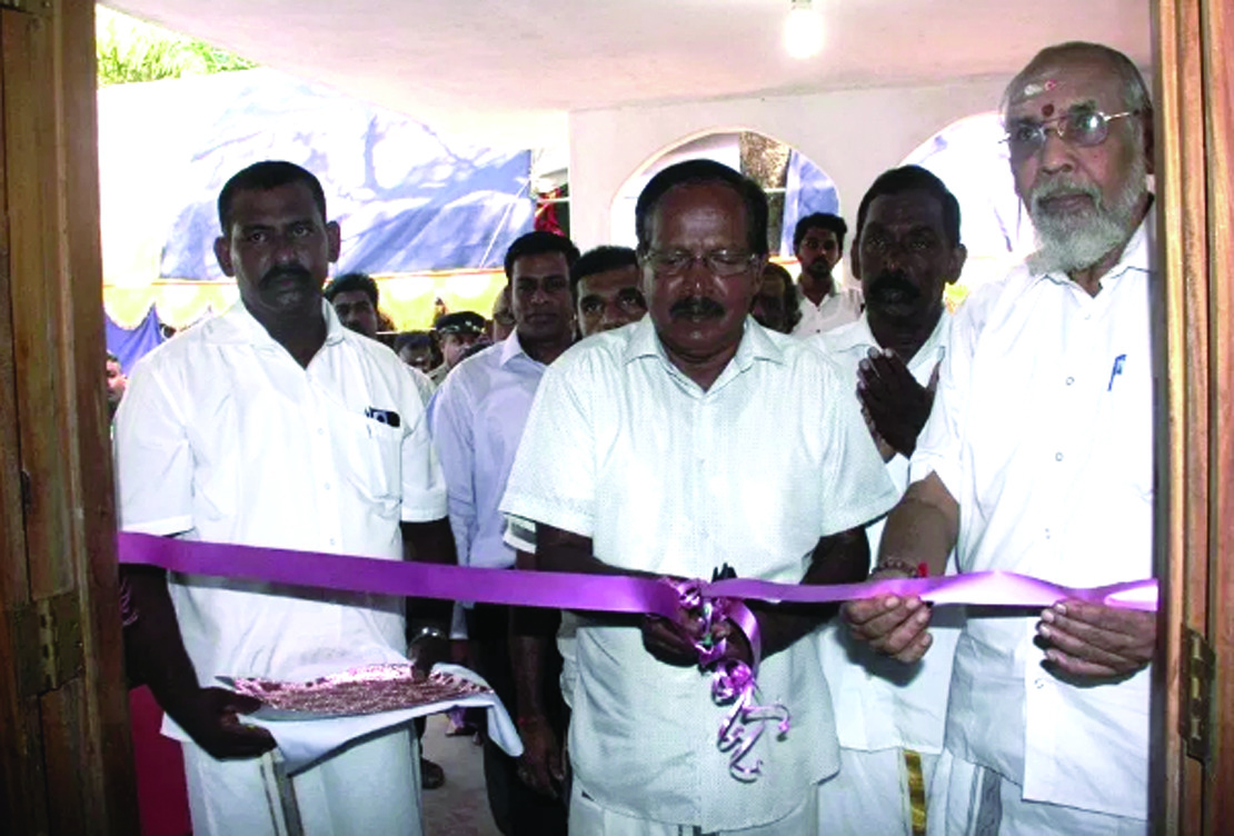 TMK Opening Ceremoney in Kilinochchi (5)