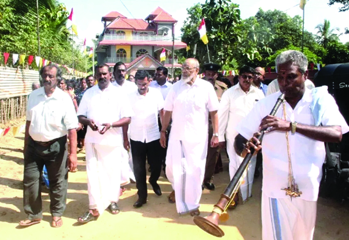 TMK Opening Ceremoney in Kilinochchi (6)