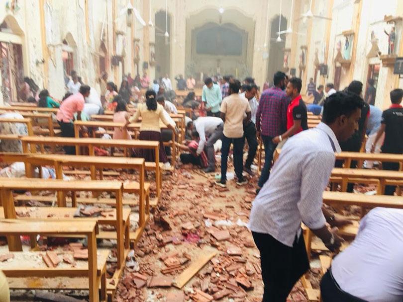 World leaders express horror at Easter attacks in Sri Lanka