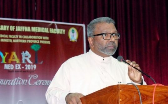 If it will benefit Tamil people I'm prepared to go beyond any limits, says the Northern Governor