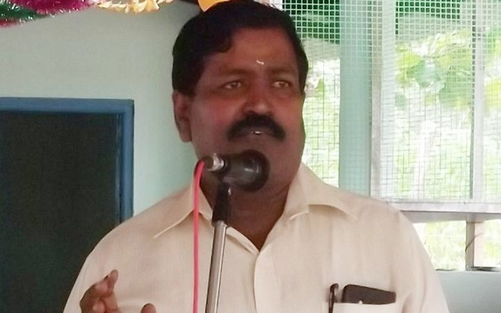 Tamils living in border villages of Vanni struggling to redeem their lands, says T.Raviharan