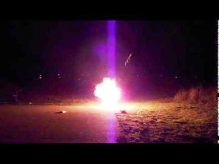 Bomb Explosion in Muliwaikkal