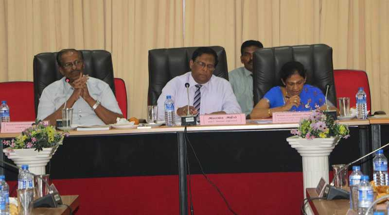 No land could be acquired for Army in Jaffna, DDC decides