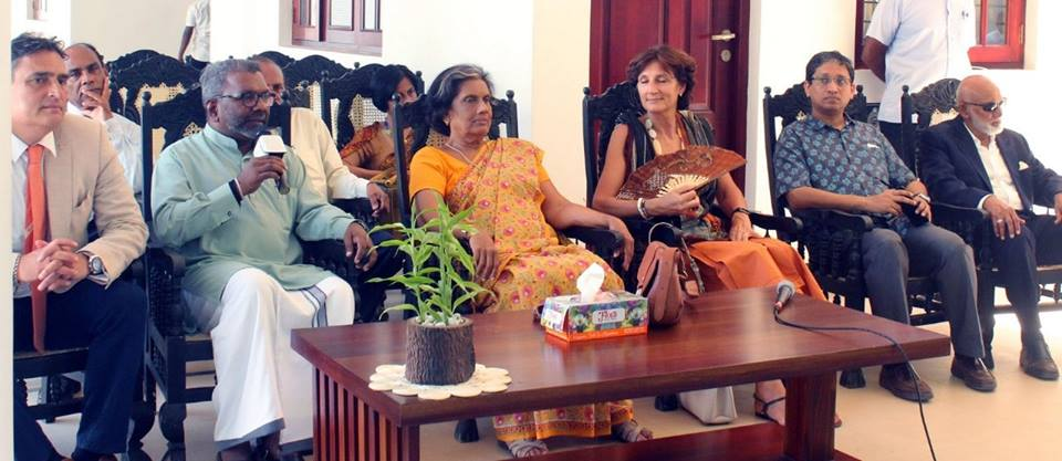 No progress possible in Sri Lanka without Reconciliation, says Chandrika Kumaranathunga in Jaffna
