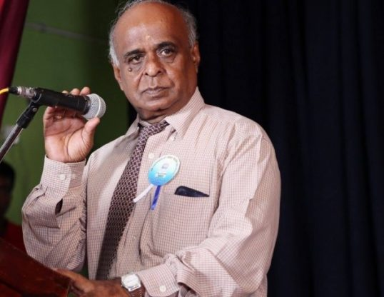 Prof. Kanthasamy appointed as Competent Authority to University of Jaffna
