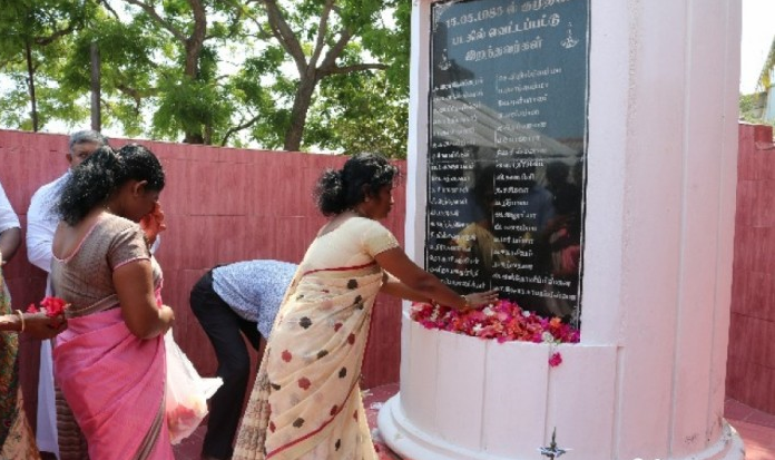 "34th  commemoration of ""Kumuthiny Murders observed as part of ' Mulliwaikkal Week"