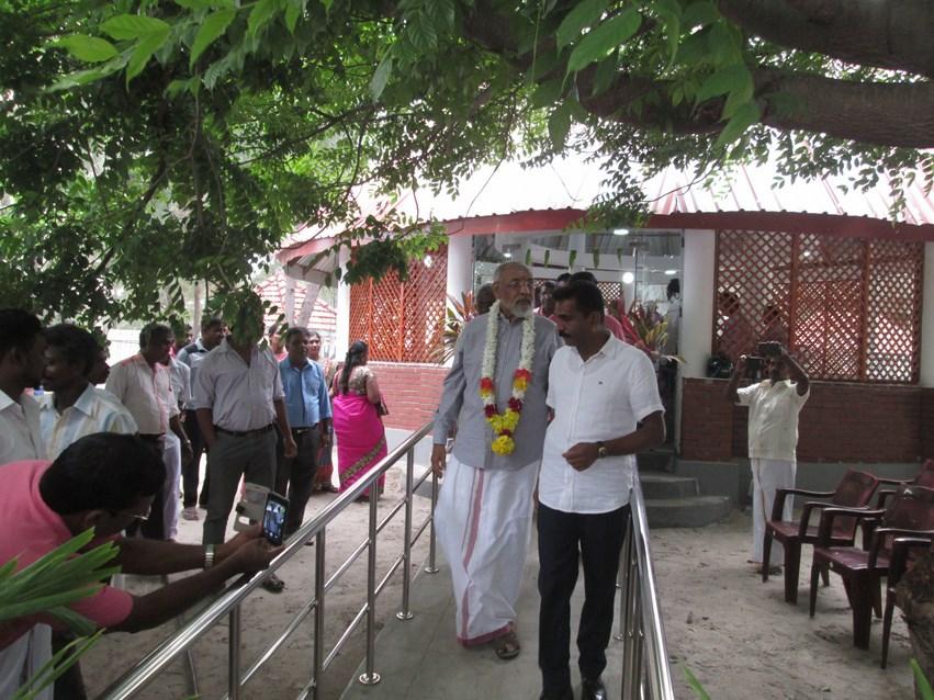 MOH files case against Multinational Restaurant operating at Casuarina Beach, Karainagar