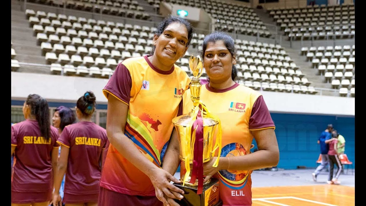 Northern stars Tharsini and Elilenthiny have secured places in Sri Lankan Net Ball Team for the World Cup series of 2019
