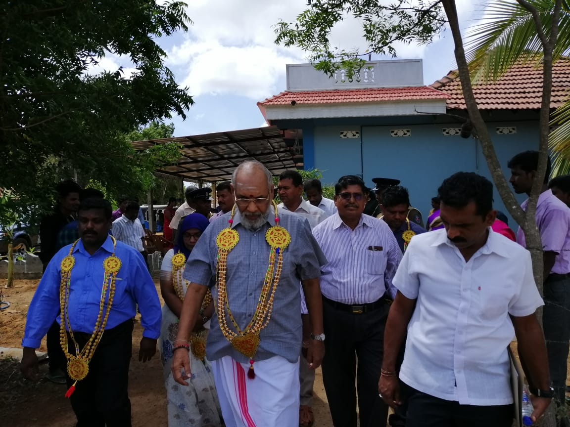 Government treating North and East like step children, says former CM, Wigneswaran