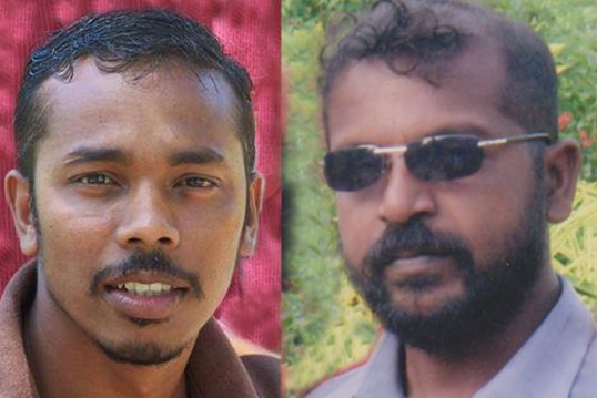 Lalith and Kugan Case- Will Gotabhaya will appear in Jaffna Courts on Friday???