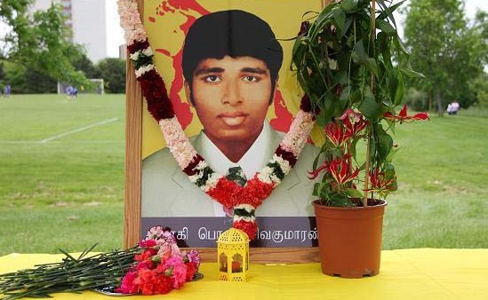 A day to remember 'Thiyagi' Sivakumaran falls on today