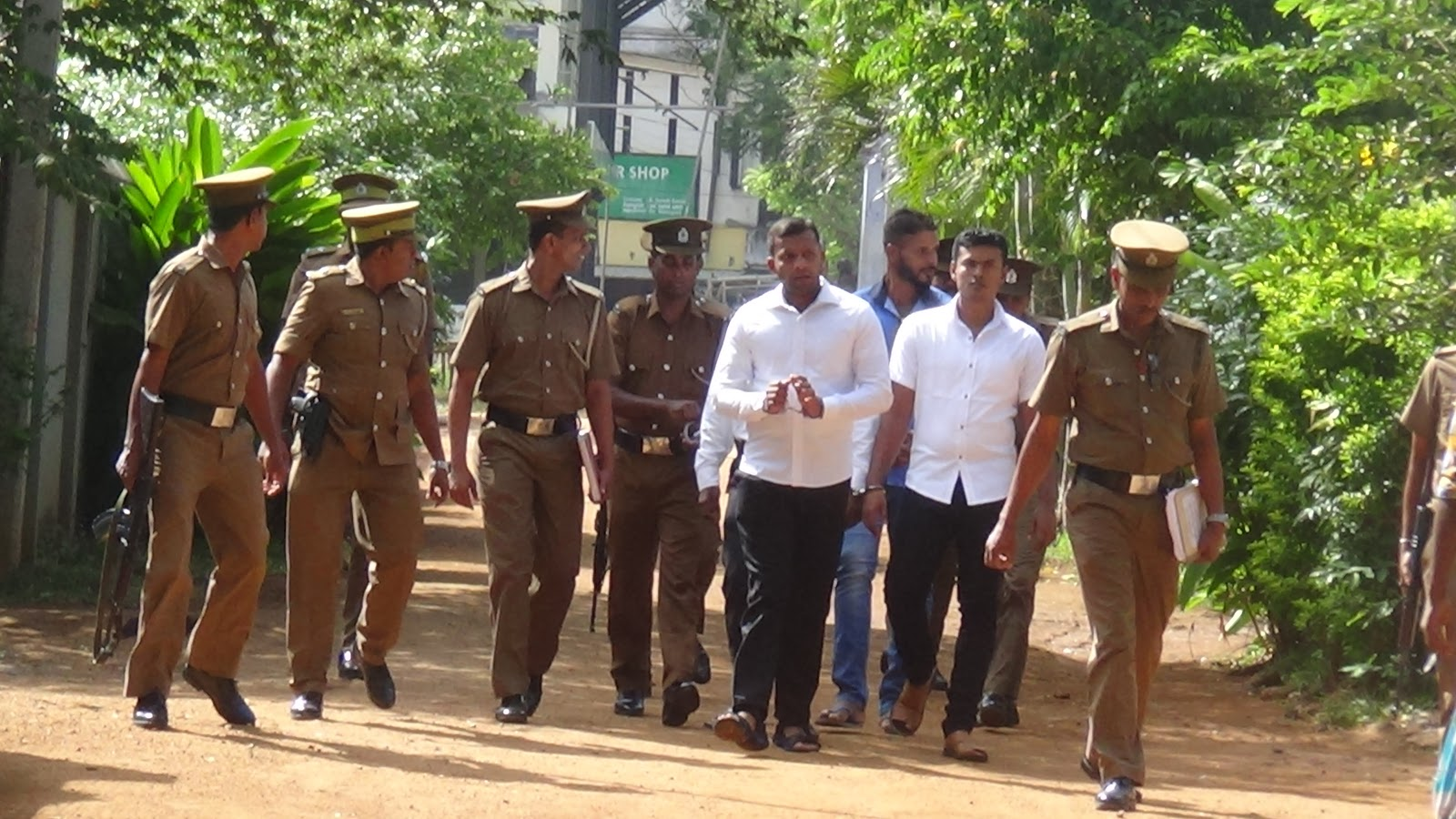 3 TPPs appear in Vavuniya High Court charged with murder of 15 soldiers