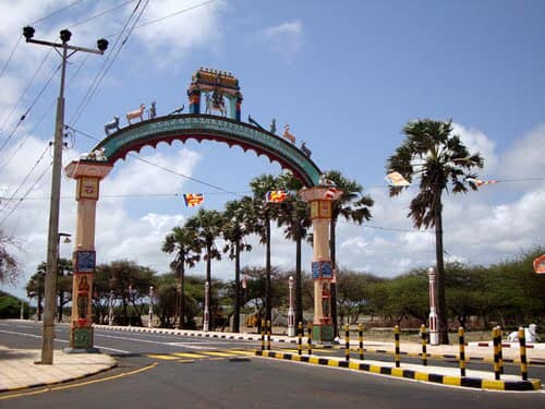 Ban on Thiruketeeswaram Arch – due to pressure of some Catholic priests of Mannar diocese