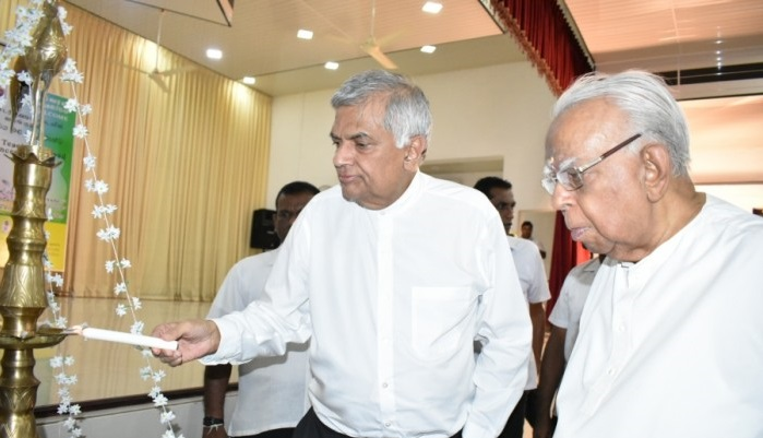 We are not ready to compromise our rights in the name of Development, says Sampanthan, before Ranil
