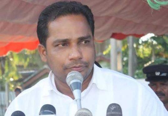 Tamil Leadership is politically impotent-This is why people are seeking Bhikkus, says Viyalendran MP