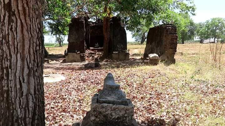 Hindu temple belonging to the 13 century AD at Mannar 1