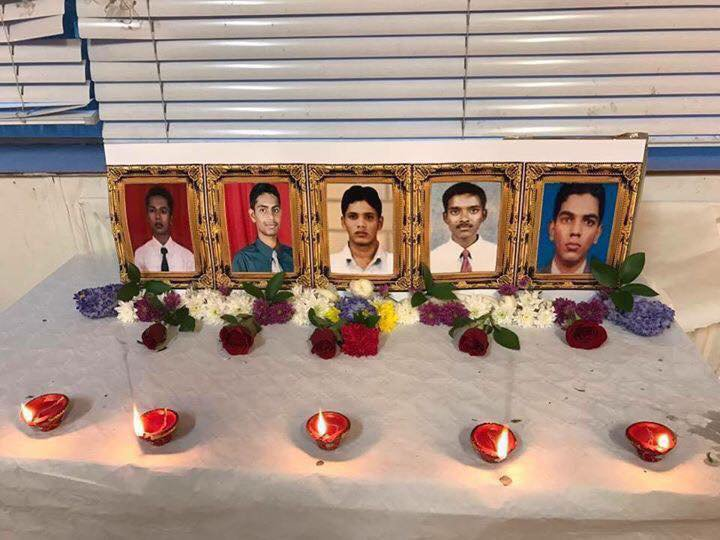 Murder case of 5 students at Trincomalee – all 13 STF accused Acquitted, for inadequate evidence