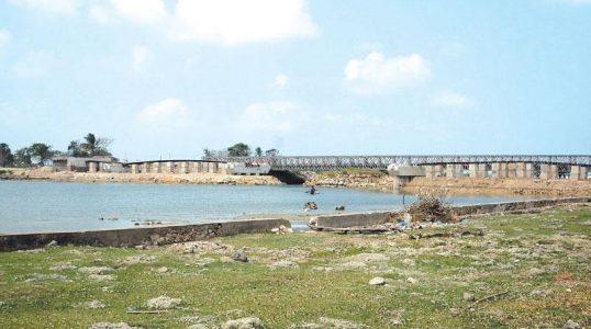 Vadamaratchi lagoon