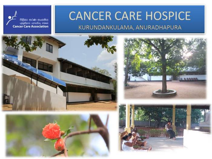 Anuradhapura Cancer Hospital cancer wastes dumped in Valikamam North