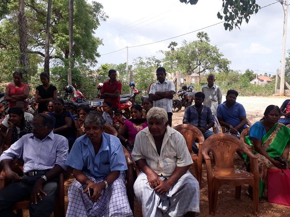 British Representatives meet Resettle people in Valikamam North 1