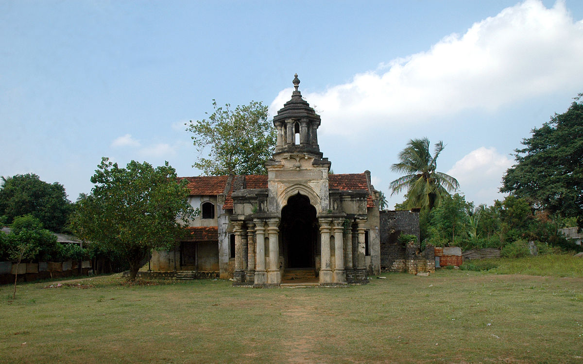 "Attempt by a southerner to grab Nallur ""Manthiri Manai"". Will another Historical Legacy be lost?"