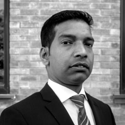 Naga Kandiah has been short-listed for the UK' Largest Diversity Awards