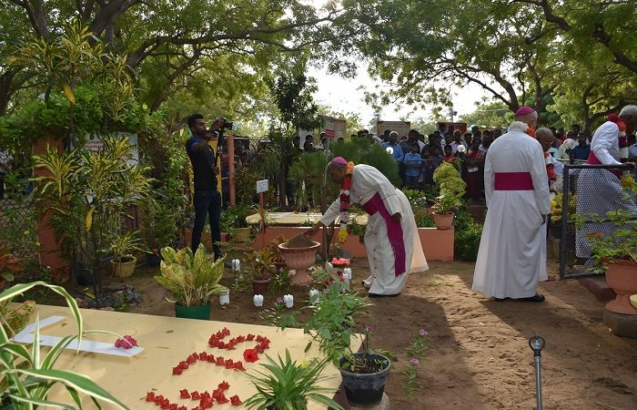 475thAnnual Commemoration of Mannar Martyrs held