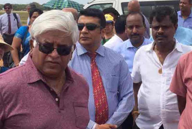 Priority to Northerners in employment at Palaly Air Port, Minister Arjuna promise in Jaffna
