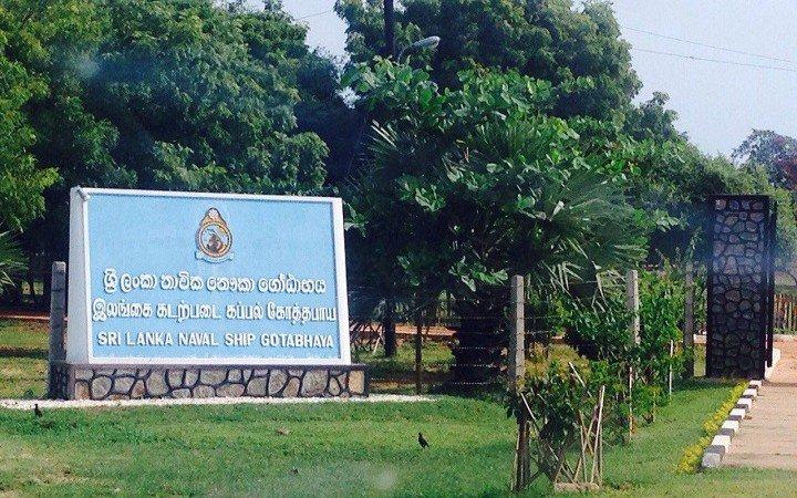 Gota Naval base