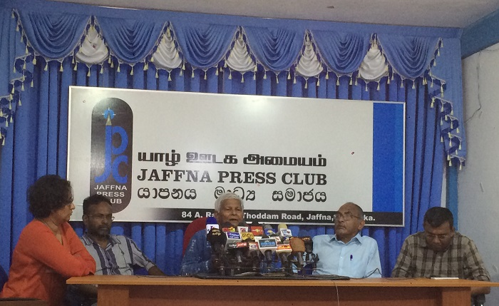 If Tamils vote for Anurakumara, merger of North and East , Right of Self-Determination, says NPP,in Jaffna