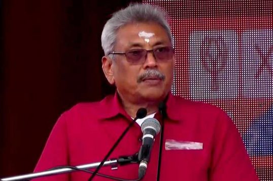 Gota drowns North with Promises: Believe me If I am elected I will release TPPs, he says