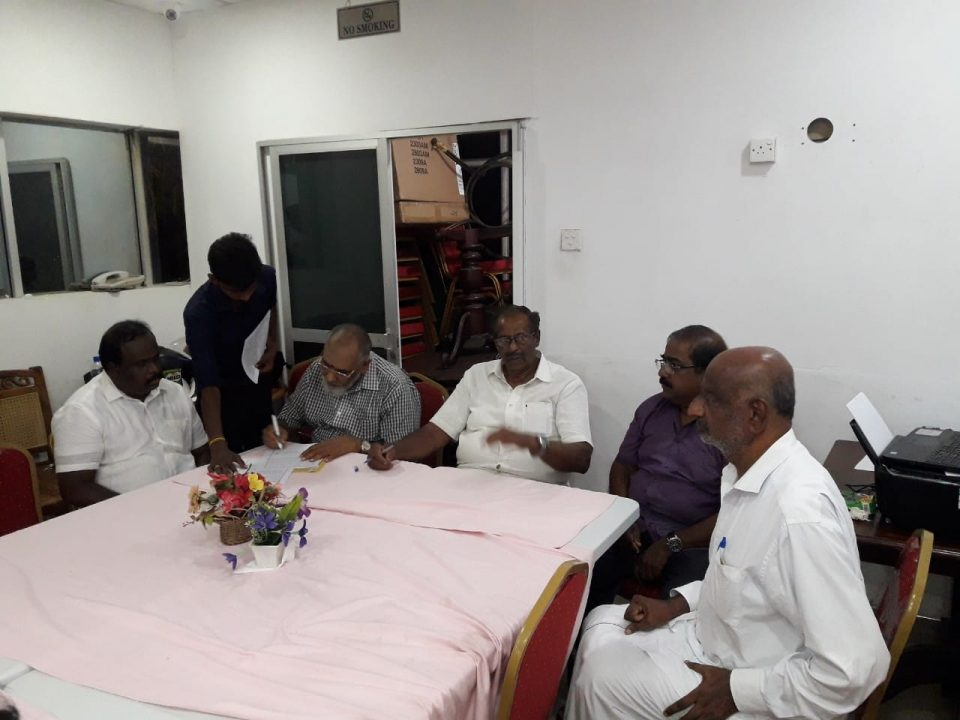 Stance on Presidential Election – 5 Tamil parties sign General Agreement, TNPF refused to sign