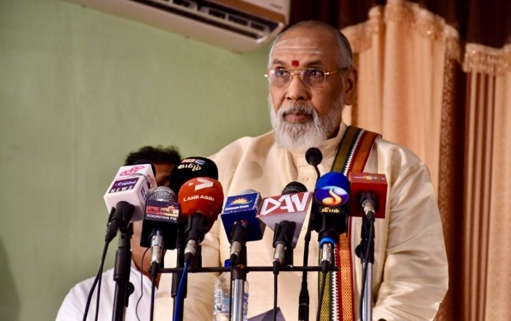 If it is the desire of the Tamils to separate why not? But we are not interested in separation: Former NPC CM Wigneswaran