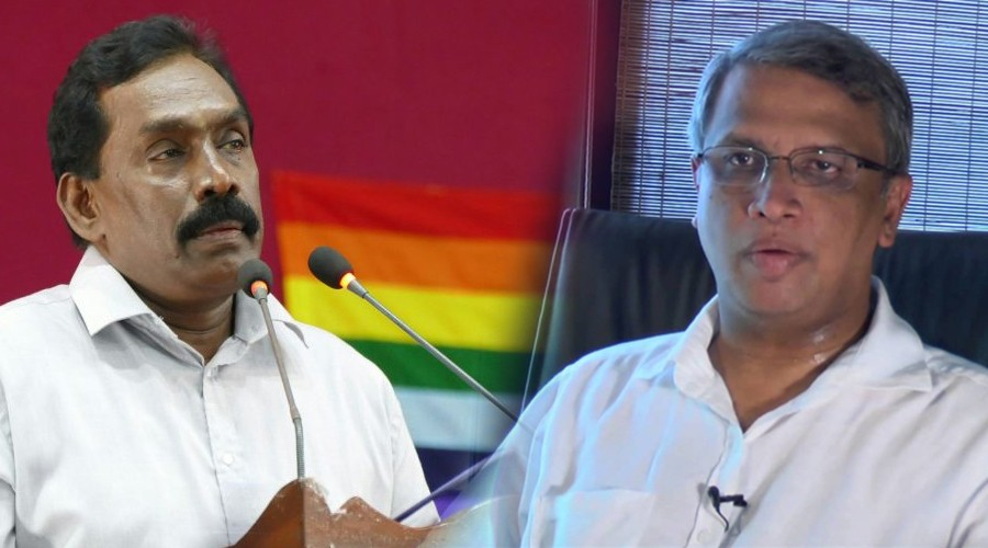 Are you raising slogans of unity to sustain your post, Arunthavapalan asks Sumanthiran