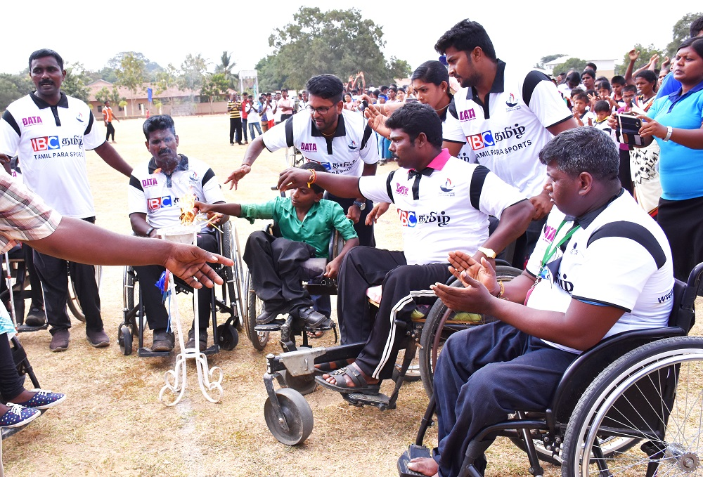 20,000 Differentlly – abled  in North with concern for their future