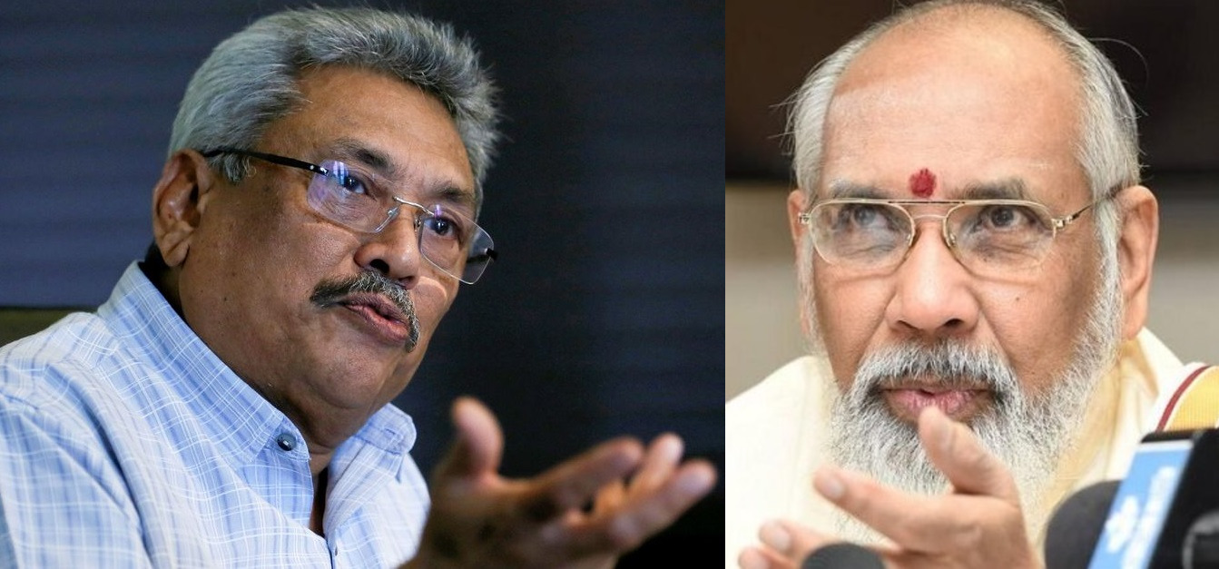Sinhalese are not opposed to power sharing:  Wigneswaran replies to the President