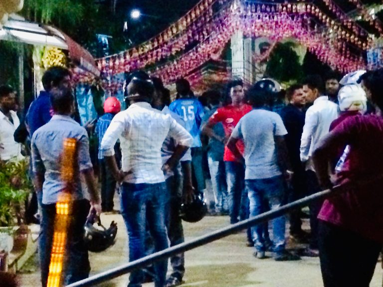 STF enters Jaffna Campus creating tension