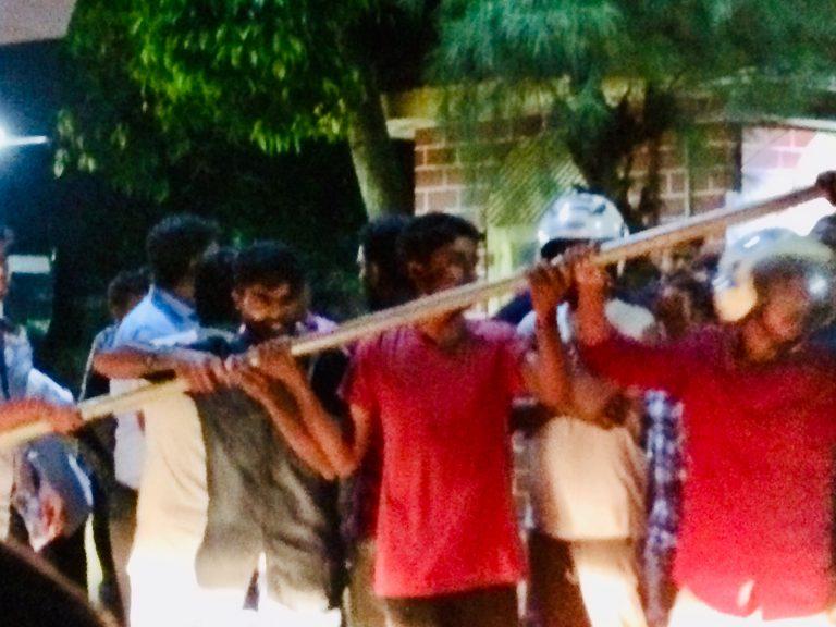Jaffna-University-Problem