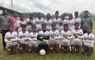 Mahajana College women football