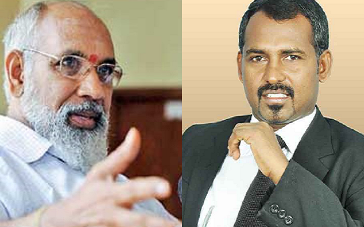 Wigneswaran refuses Deneeswaran's conditions to withdraw Contempt of Court hearing