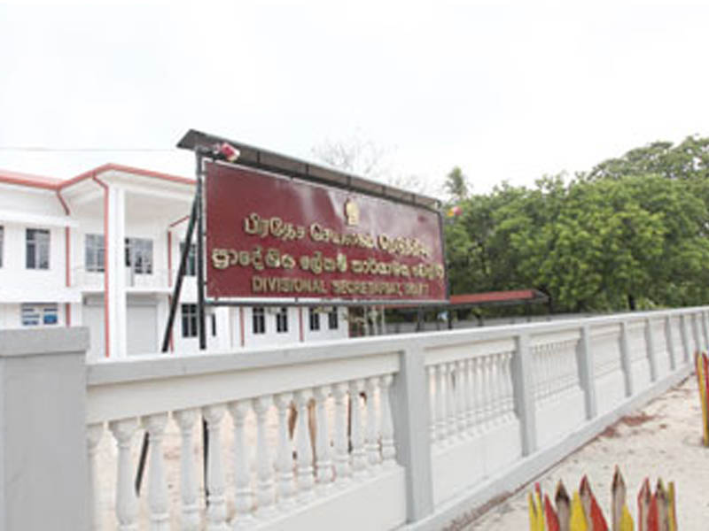 Kanapathypillai Mahesan appointed as GA, Jaffna
