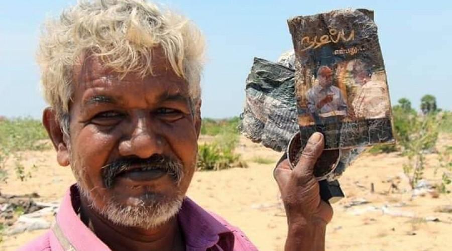 Writer and Actor Mulai Jesuthasan Passes away