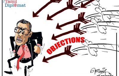 Sumanthiran on Tamils' armed strrugle (1)