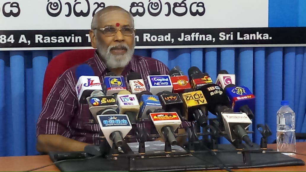 Rajapakses may have taken people's money, says Justice Wigneswaran