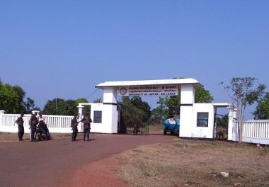 Kilinochchi Campus students banned from leaving Campus till the end of their Exams