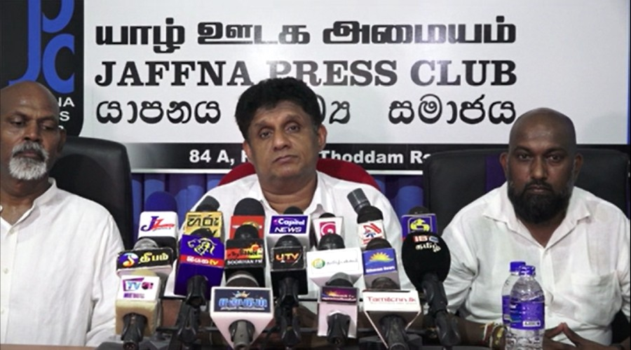Provincial Council System with devolved powers will be preserved, assures Sajith Premadasa in Jaffna