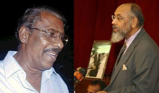 Wigneswaran got me released on bail, Mawai opens his heart