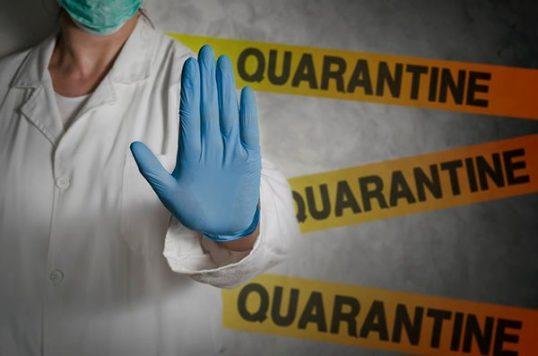 28 including 14 in Jaffna self quarantined. Danger of Corona spreading in Jaffna