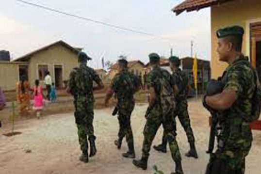Army collecting details of ex-LTTE members in Jaffna